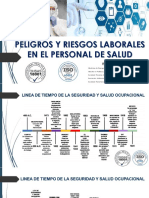 PELIGROS Y RIESGOS LABORALES EN PANDEMIA