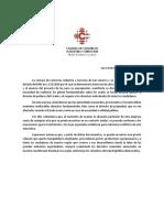 Parte de Prensa Cámara de Comercio Industria y Servicios de San Lorenzo y Su Zona (1)