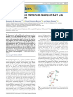 Continuous-wave mirrorless lasing at 2.21  μm in sodium vapors.pdf