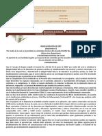 BOTIQUINES TIPO Régimen Legal
