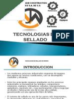 Mineria Tecnologias de Sellado JUMA DE MEXICO