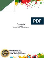 100% Valid CS0-001 Dumps PDF | CS0-001 Study Guide