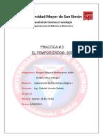 PRACTICA 3-EL TEMPORIZADOR 555