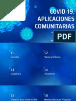 COVID-19 Odontologia Comunitaria III