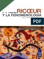 Paul Ricœur y la fenomenología