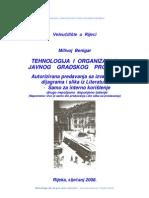 Tehnologija i Organizacija Javnog Gradskog Prometa