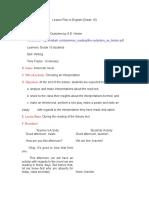 Lesson Plan in English Grade 10_Prof Belza.doc · version 1