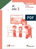Español primer grado