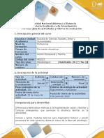 Guía de actividades y rubrica de evaluación - Paso 3 - Elaborar propuesta de Acción (1).pdf