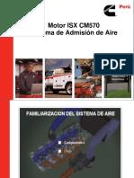 MOTOR ISX - FORMATO CUMMINS (ADMISION DE AIRE) - 4