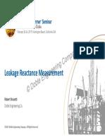 Thurs_Brusetti_-Leakage_Reactance_ppt