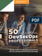 50_Influential_DevSecOps_Professionals
