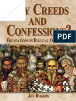 Why Creeds and Confessions?