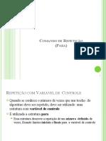 Aula 5.2_Repetição_PARA_EXIBIR