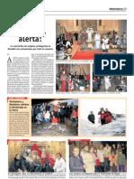 Auto de Navidad en Santibañez de Bejar - Grupo de Teatro de Puente del Congosto