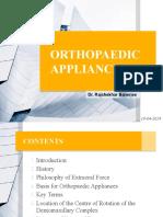Orthopaedic Appliances