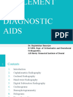 Supplementary DIagnostic  Aids