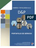 PORTAFOLIO DE SERVICIOS D&P 2020