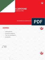 El Proyecto Capstone (SII)