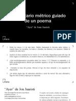 Comentario-metrico-guiado-de-un-poema_Ayer-de-Juan-Juaristi