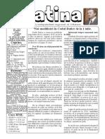 Datina - 11.06.2020 - prima pagină
