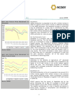 Oilseeds and Veg Oils Report June 2009