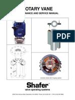 mantenimiento shafer