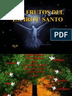 3 FRUTOS DEL ESPIRITU SANTO