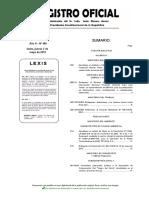 registro oficial 480 SELECCION REGISTRADOR