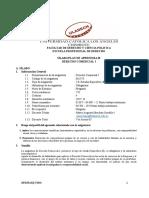 SPA DERECHO COMERCIAL I - 2017-02