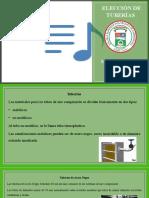 ELECCION DE TUBERIAS P.