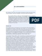 Teoría del apego y psicoanálisis