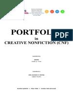 PORTFOLIO-COVER CNF