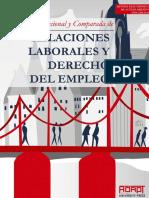 relaciones laborales y derecho de empleo