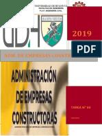 ADM. DE EMPRESAS CONSTRUCTORAS. PACHECO TRUJILLO GEORGE EMILIO