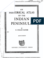 Historical Atlas of India