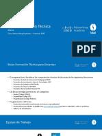 Programa Formación Técnica Minedu-Cisco-IDAT