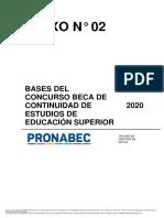 202005 - Bases del Concurso - Beca Continuidad de Estudios