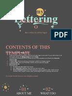 Lettering Portfolio by Slidesgo.pptx