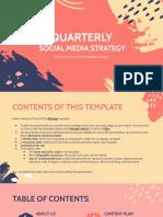 Quarterly Social Media Strategy by Slidesgo.pptx