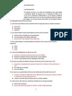 cuestionario de admin