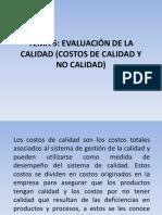 TEMA 5. Evaluacion de la Calidad (Costos.pdf