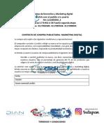 Servicios de Domicilios y Marketing digital