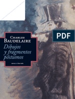 Charles Baudelaire (Dibujos y fragmentos póstumos).pdf