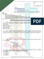 Atividade avaliativa 8B - poligonos