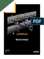 Conti MultiProtect manual de instalação