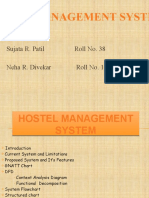 Hostel Management System Ppt