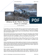 6.2 Twin turbo