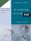 El e-learning en el siglo XXI-Garrison & Anderson