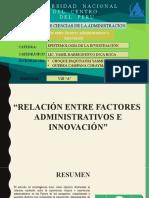 RELACION ENTRE FACOTRES EPISTEMOLOGIA.pptx